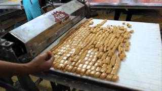Manufacturing Process Coconut Candy