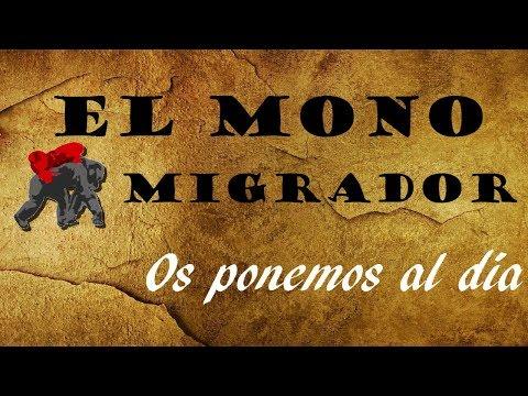 EL MONO MIGRADOR/ Os ponemos al día con nuestros planes!