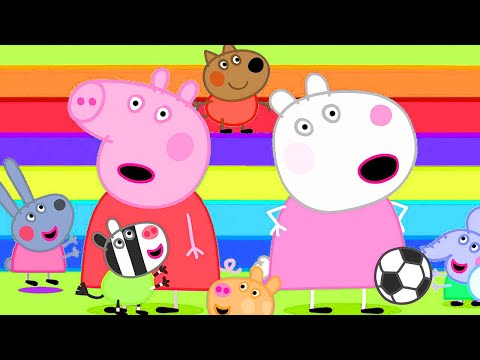 Peppa Pig Official Channel 💚 Peppa Pig Episodes Live 24/7