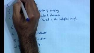 Mod-01 Lec-12 Hydrostatic Curves - II
