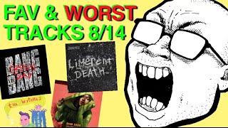FAV & WORST TRACKS: 8/14 (Green Day, Regina Spektor, M.I.A., The Wytches)