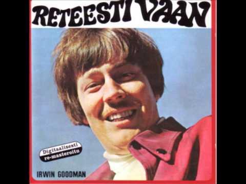Irwin Goodman-Kieltolaki