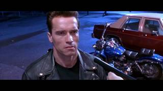 7. The Terminator - Fat Boy - Harley-Davidson motorcycle