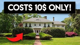 Video 10 Famous Mansions No One Wants To Buy For Any Price! MP3, 3GP, MP4, WEBM, AVI, FLV Juli 2019