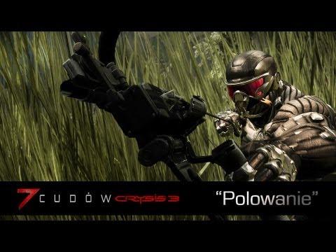 Przedstawiamy drugi z 7 filmów prezentujących w akcji grę Crysis 3. Gra w pełnej polskiej wersji językowej (dubbing) ukaże się 21 lutego 2013 roku.   Zamawiając grę już teraz, możecie skorzystać z super oferty - otrzymać pierwszą grę Crysis o wartości 50