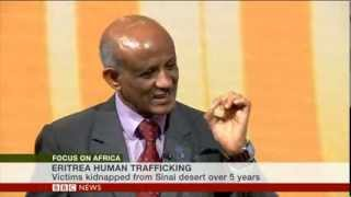 Eritrea's Ambassador Tesfamichael Gerahtu Speaks To The BBC