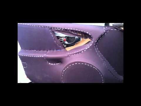 Fiberglass door panels 1