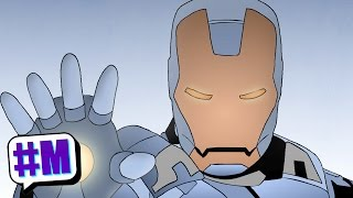 Tony Starch is Iron Man | RageNineteen | MASHED