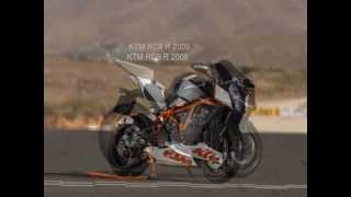 9. 2009 KTM RC8 R & 2008 KTM Rc8.wmv