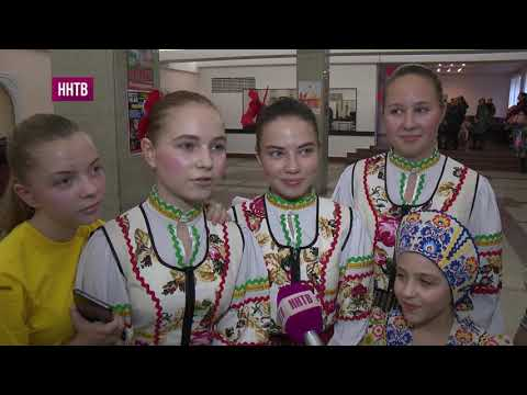 Нижний Новгород принимал Кубок Приволжского округа в рамках Чемпионата России по народным танцам