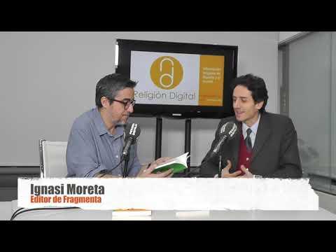 Ignasi Moreta presenta les últimes novetats de Fragmenta