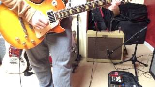 Download Lagu 5E3 Clone Tweed Deluxe and Dimarzio 36th Anniversary PAF Demo Mp3