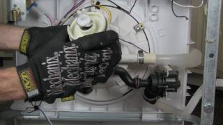 Frigidaire Dishwasher Troubleshooting and Repair Video