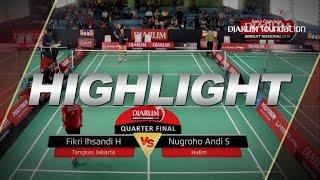 Video Fikri Ihsandi H (Tangkas Jakarta) VS Nugroho Andi S (Halim) MP3, 3GP, MP4, WEBM, AVI, FLV November 2018