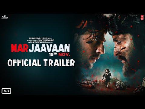 Official Trailer: Marjaavaan   Riteish Deshmukh, Sidharth Malhotra,Tara Sutaria   Milap Zaveri