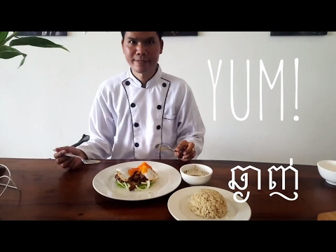 Veasna's Best Of Classic Khmer Dishes - Cambodian Cooking Class