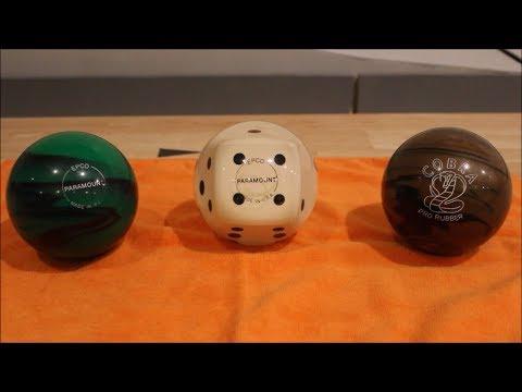 New Mini Bowling Balls!
