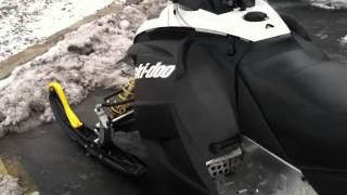 10. 2007 Skidoo MXZ 600 renegade 600 sdi