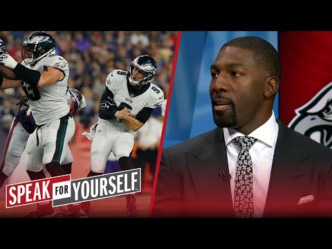 Greg Jennings on quarterback situations in New York and Philadelphia | NFL | SPEAK FOR YOURSELF (видео)