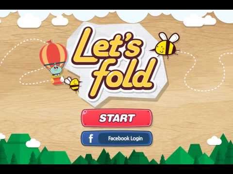 Video of Let's Fold - Origami Puzzles