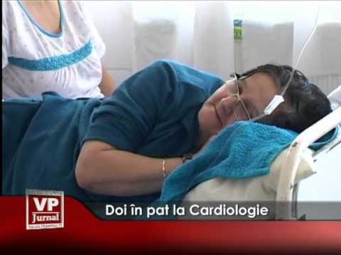 Doi în pat la cardiologie