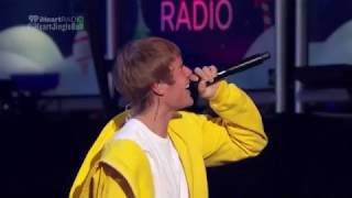 Video Justin Bieber - What Do You Mean, Let Me Love You & Sorry (Z100 Jingle Ball 2016) MP3, 3GP, MP4, WEBM, AVI, FLV September 2018