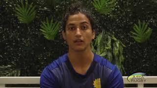 🎥ARWC PREVIEW: India captain Vahbiz Bharucha