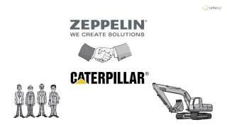 Zeppelin / Caterpillar