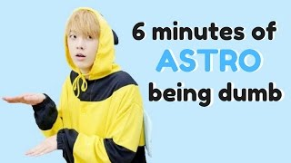 Video 6 Minutes of ASTRO being Extra MP3, 3GP, MP4, WEBM, AVI, FLV Juli 2018