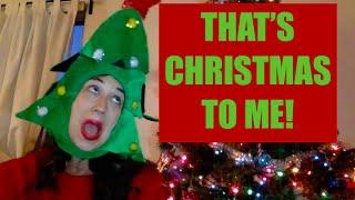 That's Christmas To Me (Pentatonix)
