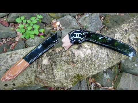 Mistä Chanelin yli 1000 euron bumerangi on tehty?