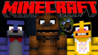 If Five Nights At Freddy's Owned Minecraft