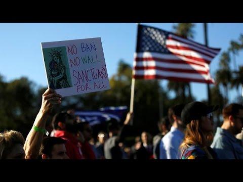 ΗΠΑ: Αστέρες του Χόλιγουντ κατά της μεταναστευτικής πολιτικής Τραμπ