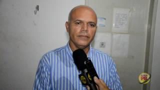 Coronel Sobreira fala da visita do Deputado Sérgio Rafael à Sousa