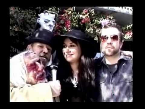 Bleed For Haiti@Dark Delicasies In Burbank, CA Joe, Elissa Downing Jeff Dylan Graham (видео)