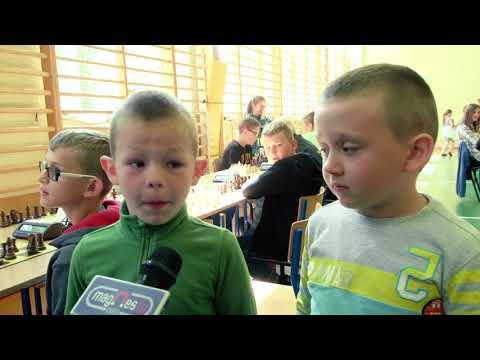 I Turniej Szachowy o puchar Wójta Gminy Krzywda (prod.Magnes.TV) (видео)