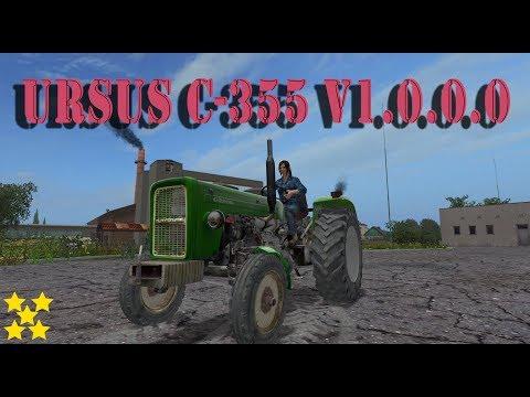 URSUS C-355 v1.0.0.0