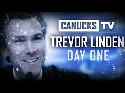 Canucks - 3:19 Henrik Sedin or Daniel Sedin? Trevor Linden meets the Canucks.