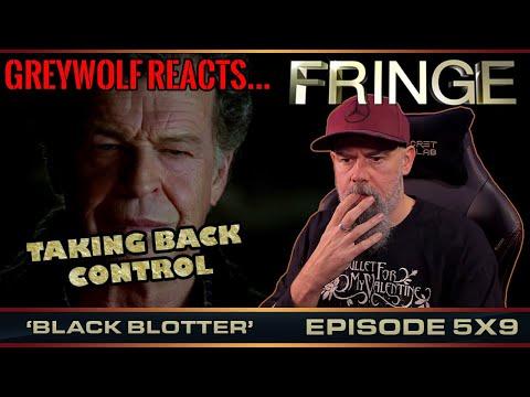 Fringe - Episode 5x9 'Black Blotter' | REACTION & REVIEW