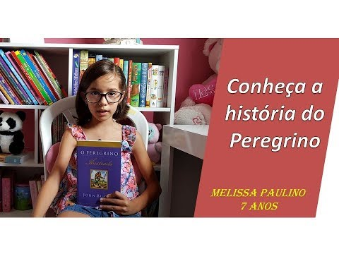 O Peregrino - Por Melissa Paulino