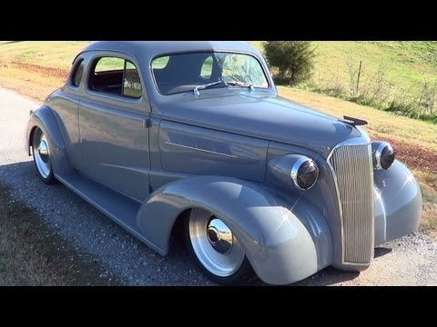 1937 Chevy Coupe Street Rods