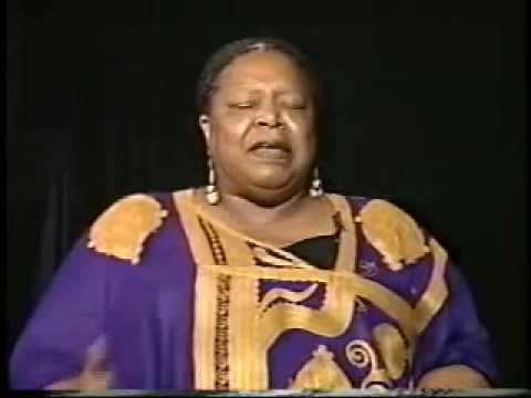 "Interview archive: Billie Jean Young, ""Fannie Lou Hamer: This Little Light"
