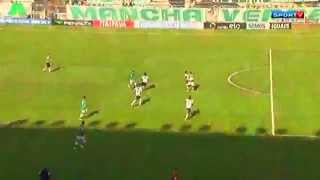 Dia 20/01/2015 - Jogando em Limeira, o Palmeiras passa pelo Vitória e está na Semifinal da Copinha 2015. *Assista vídeos de...