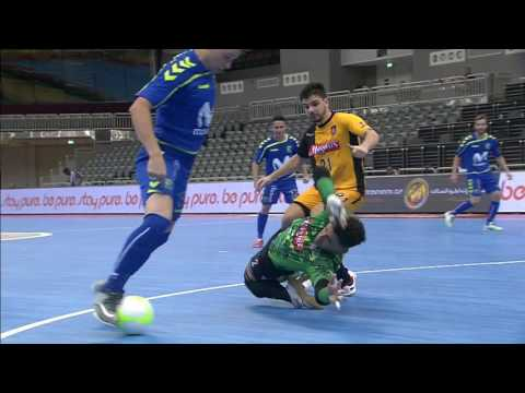 Futsal Intercontinental Cup 2016: Highlights Magnus Futsal - Movistar Inter