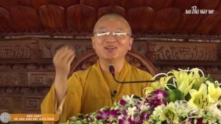 Vấn đáp: Đức Phật và các câu hỏi siêu hình - TT. Thích Nhật Từ