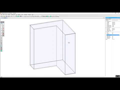 Creating Basic Shaped Cabinets in Polyboard