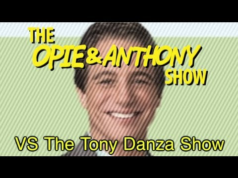 Tony Danza - The show's ridicule of Tony Danza's talk show turns into them allowing rubes waiting in line to see Danza's show the privilege of talking to