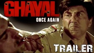Nonton Ghayal 2  Once Again Trailer 2016   Sunny Deol As Ajay Mishra   Motion Video Film Subtitle Indonesia Streaming Movie Download