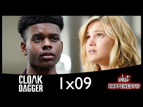 CLOAK AND DAGGER 1x09 Recap: Hero's Journey & Terror - 1x10 Promo