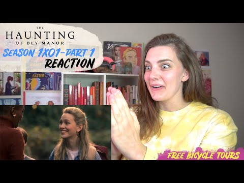 "The Haunting of Bly Manor Season 1 Episode 1 ""The Great Good Place"" REACTION Part 1"